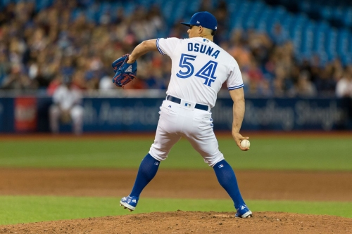 Friday Bantering: Osuna Returns, Red Sox and Yankees Fined