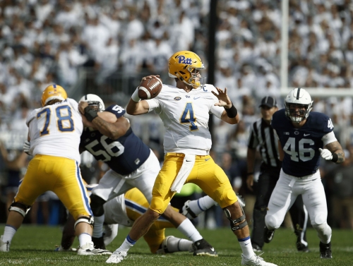 Will Pitt Panthers be able to ground No. 9 Oklahoma State's air show?