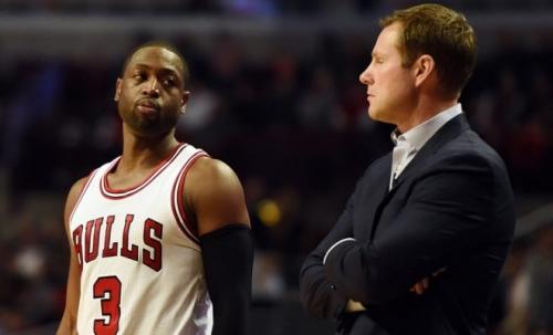 Dwyane Wade isn't about to let Gar/Pax tarnish his NBA legacy