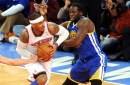 Draymond Green offers Carmelo defense — and dose of reality