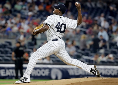 Yankees will not put Luis Severino on innings limit