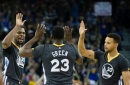 Warriors have three players in ESPN's top 10 NBA players