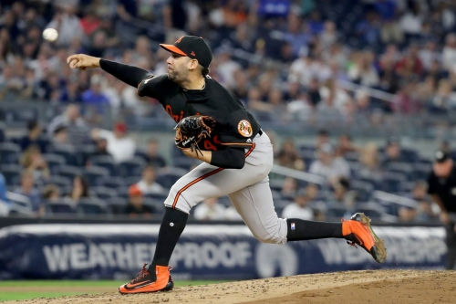 Orioles lose to Yankees again, continue to look awful