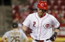 Cozart leads power surge with 2 homers, Reds beat Bucs 4-2