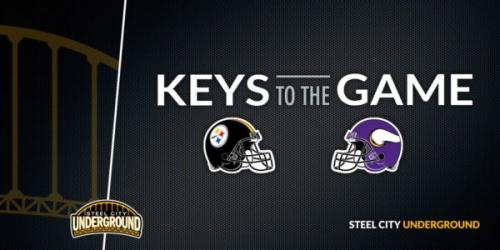 Duel Opinions: Steelers/Vikings Keys to the Game (2017, Week 2)