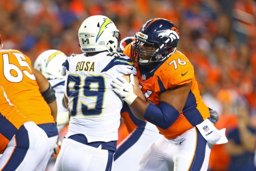 Ultimate Fan: Broncos absolutely need good blocking, running to beat the Cowboys