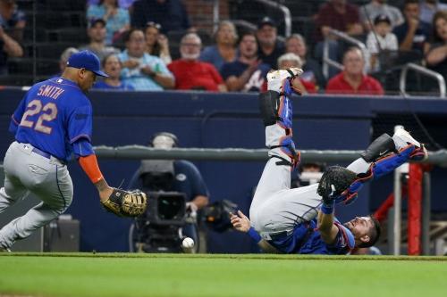 Mets vs. Braves Recap: Free falling