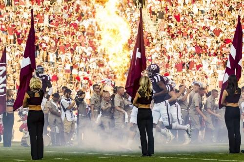 Texas A&M vs. University of Louisiana-Lafayette: TV time, details, etc.