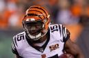 Bengals rookie receiver John Ross fumbles away shot in debut