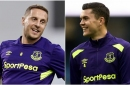 Everton's Phil Jagielka lifts the lid on his exchange of words with Michael Keane