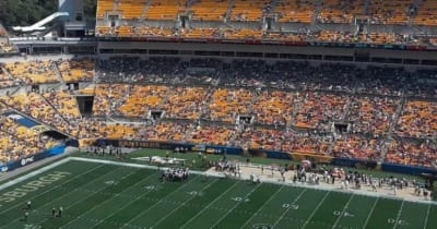 Oklahoma State is embarrassing Pitt in front of thousands of empty seats at Heinz Field