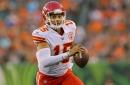 Eagles vs. Chiefs Madden sim: Patrick Mahomes comes in