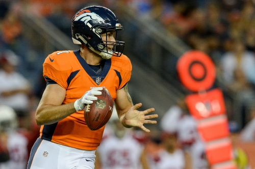 Vikings promote Kyle Sloter from practice squad to 53-man roster
