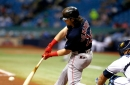 Red Sox at Rays lineup: The one with Christian Vazquez batting second