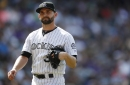Tyler Chatwood did not like his bullpen demotion. So he fought back into the Rockies' rotation.