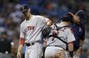 Porcello sharp, Betts homers to lift Red Sox over Rays 3-1 (Sep 16, 2017)