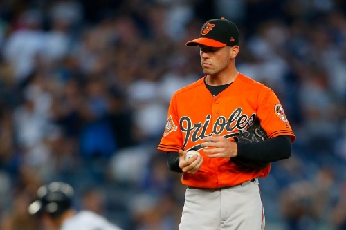 Orioles continue to slide into oblivion with latest loss to Yankees, 9-3