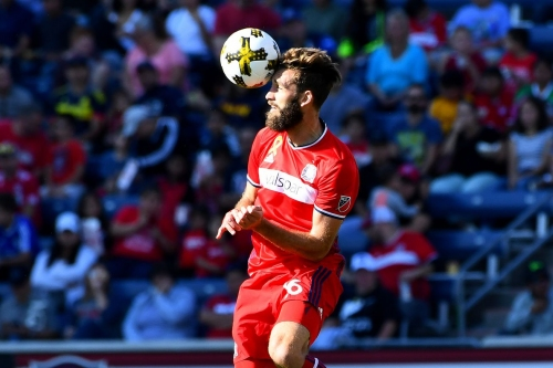 Chicago Fire 3, DC United 0: Man of the Match