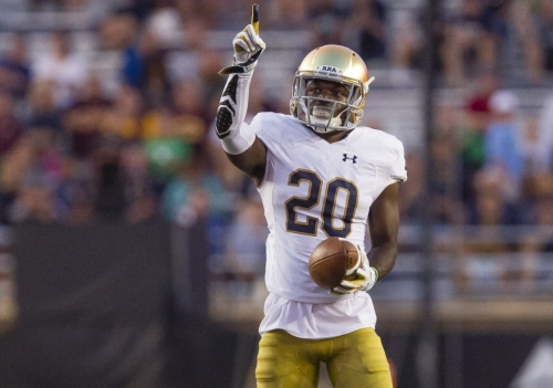 Notebook: Shaun Crawford has excessive reasons to celebrate for Notre Dame