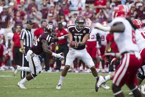 Croome: Aggies uncover a little SEC hope in second half