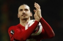 Manchester United striker Zlatan Ibrahimovic makes bold double prediction