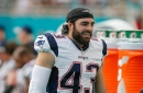 Week 2 Patriots vs Saints: ST Nate Ebner downgraded, will not play today