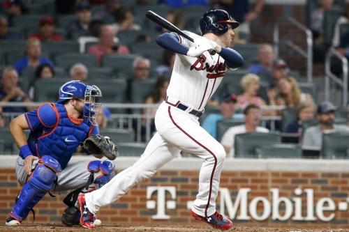 Atlanta Braves News: Freddie Freeman's wrist looks fine