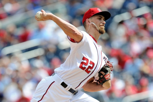 Washington Nationals' righty A.J. Cole keeps it close in Nats' 3-2 loss to LA Dodgers...