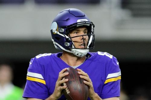 Injury Report: Vikings unsure if Sam Bradford will start vs. Steelers in Week 2