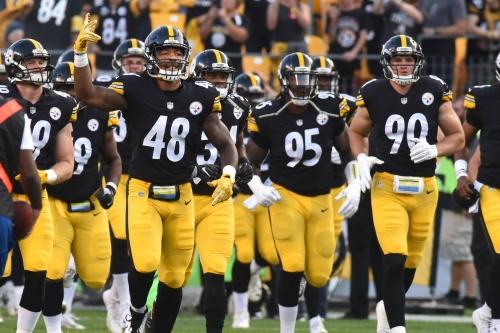 Bud Dupree will make his 2017 Steelers debut vs. the Vikings