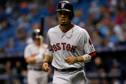 Red Sox at Rays lineup: Sweep dreams are made of this