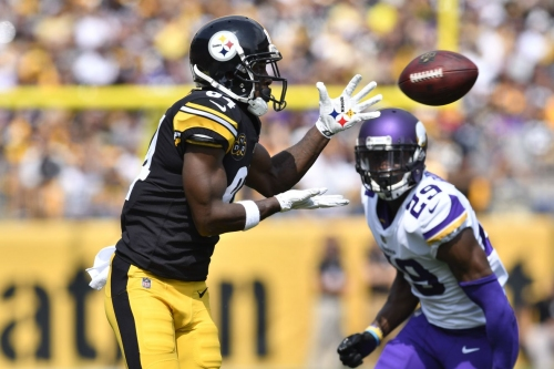Steelers vs. Vikings Week 2: 2nd quarter in-game update