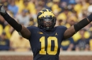 Michigan football ranked No. 8 in latest polls