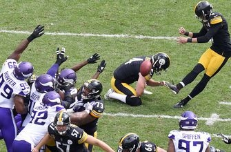 PHOTOS: Vikings at Steelers