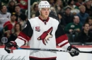 Panthers acquire Jamie McGinn from Coyotes in exchange for Jason Demers