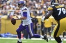 Vikings' offense stalls without Bradford in 26-9 loss