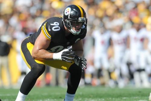 Steelers Injury Report: T.J. Watt groin injury dampens stellar start to NFL career