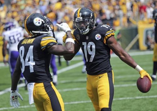 Steelers shut down Sam Bradford-less Vikings in 26-9 victory