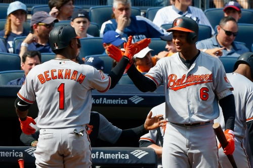 Orioles avoid sweep by Yankees, holding on for 6-4 win