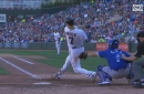 WATCH: Twins' Mauer puts game out of reach with grand slam
