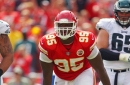 Chiefs' Chris Jones talking about his interception is too much fun