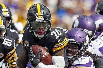 Steelers shut down Bradford-less Vikings in 26-9 victory (Sep 17, 2017)