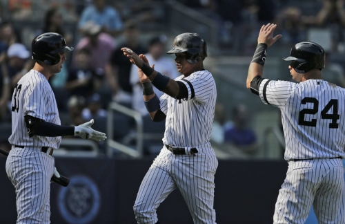 Yankees must turn attention from division to wild-card game