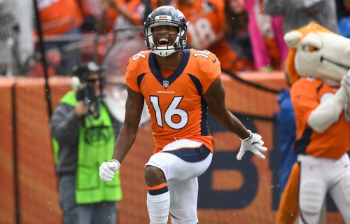Broncos WR Bennie Fowler ruled out after suffering scary concussion