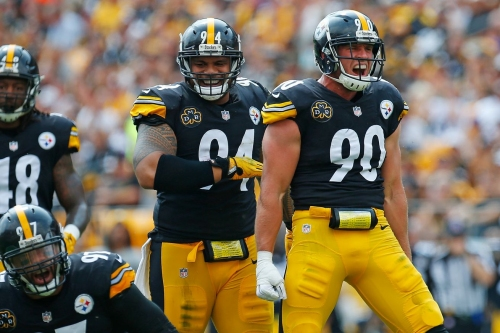 T.J. Watt Injury: Steelers rookie doesn't believe groin injury is serious