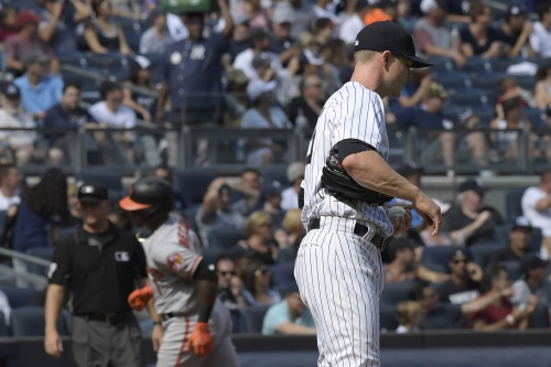 The Yankees can actually blame Sonny Gray this time