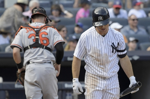 Yankees blow their AL East chance as reality becomes clear