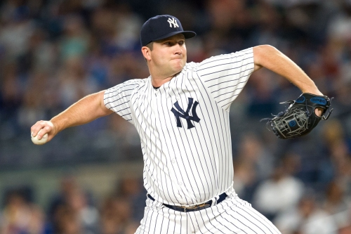 Adam Warren can make the Yankees bullpen ridiculous