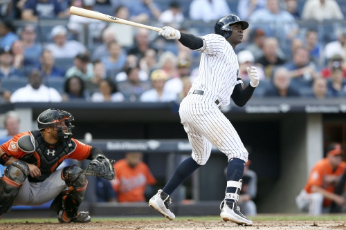 Didi Gregorius has one Derek Jeter record in his sights