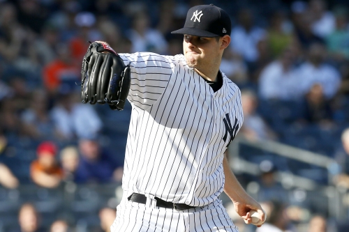 Jordan Montgomery picks up a 'really meaningful' win